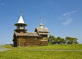 Wooden Church, Kizhi