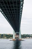 Verazzano Bridge From Below