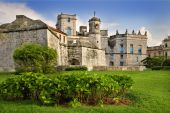 Castillo Real de la fuerza en la Habana Vieja