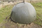 Allan Williams Turret, Wwii Anti Invasion Defense Structure.