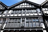 Tudor building, Chester.