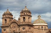 Historic Church in in Cusco