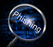 Phishing Fraud Represents Rip Off And Con