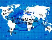 Business International Shows Across The Globe And Corporate