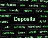 Deposits Deposit Represents Part Payment And Advance