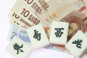 Mahjong in Euro