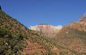 Temple Cap Formation Zion National Park
