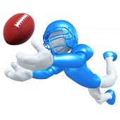 3D Football Player