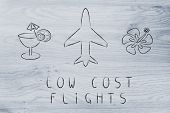 Travel Industry: Airplanelow Cost Flights Design