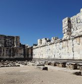Temple of Apollo Didim Turkey