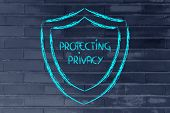 Shield For Internet Security And The Risks For Confidential Information