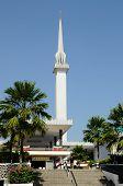 Minaret of Malaysia National Mosque a.k.a. Masjid Negara