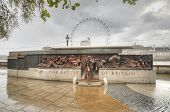 The Battle of Britain Memorial, London UK