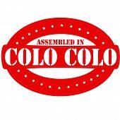 Assembled In Colo Colo