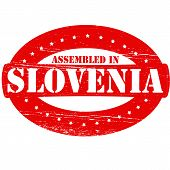 Assembled In Slovenia