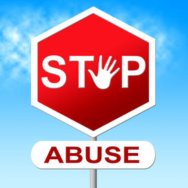 picture of indecent  - Stop Abuse Representing Interfere With And Prohibited - JPG