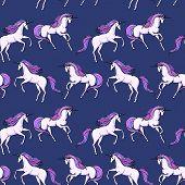 unicorn seamless