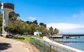 Aquatic Park in San Francisco