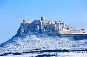 Old castle Spissky Grad, Slovakia