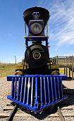 Historic Jupiter Steam Locomotive