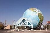 Globe Caravan in Abu Dhabi