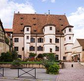 Medieval Building Named
