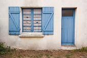 Breton shack