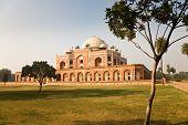 Humayun's Tomb And Garden, Delhi