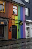 A Gay Bar In Reykjavik