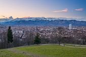 Turin From Above, Different Perspective