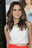LOS ANGELES - FEB 10:  Laura Marano at the
