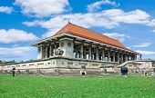 Постер, плакат: Independence Commemoration Hall Sri Lanka