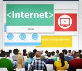 Internet Technology World Wide Web Seminar Learning Concept