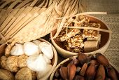 foto of brazilian food  - Delicious sweets for the Brazilian Junina Party  - JPG