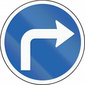pic of traffic rules  - An Icelandic traffic sign - JPG