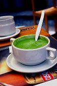 Asparagus And Potatoe Soup