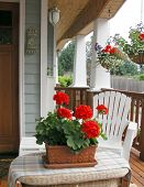 Outside Porch