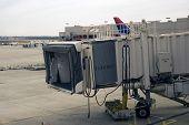 Empty Jetway