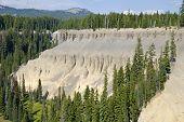 Fossil Fumaroles of Annie Creek Oregon