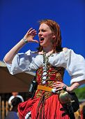 Portland OR Pirates Festival Pub Wench