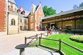 Clos Luce Is A Leonardo Da Vinci's Museum In Amboise