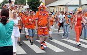 Netherlands Fans