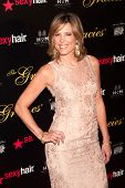 BEVERLY HILLS, CA - MAY 21: Hannah Storm arives at the Gracie Awards Gala on May 21, 2012 at the Bev