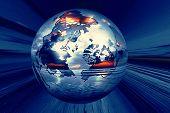 World Globe Wallpaper