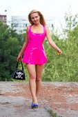 Pink Blonde.