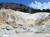 Hotspring In Lassen National Park