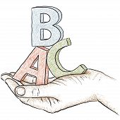 Letters Abc