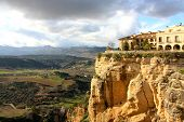 Ronda View Andalusia Spain