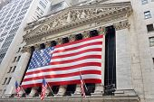 New York Stock Exchange op Wall Street