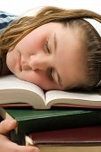 Fell Asleep Studying
